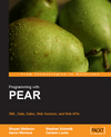 Cover image for PHP Programming with PEAR